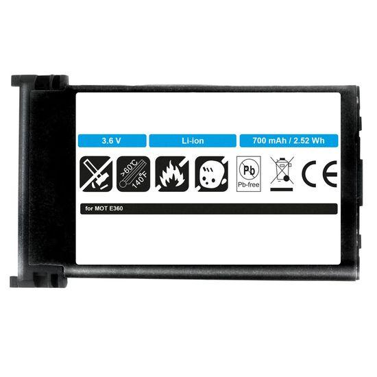 Akku Li-Ion kompatibel mit Motorola E360