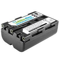 Akku-King Akku kompatibel mit Sony NP-FM500 / NP-FM500H - Li-Ion 1700mAh - für Alpha 57, A57, Alpha 58, A58, Alpha 65, A65, Alpha77, A77 Alpha 99 A99