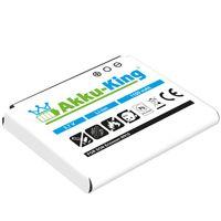 Akku kompatibel mit Sony-Ericsson BST-39 - Li-Ion - für J110c, J110a, J120c, Z525i, Z525a