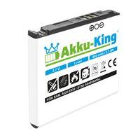 Akku-King Akku kompatibel mit Samsung AB483640AC, AB483640AE - für SGH-E838, S730, S738, E830, S730i Li-Ion