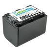 Akku kompatibel mit Sony NP-FH70 - Li-Ion 1500mAh - für DCR- u. HDR-Serie u.a. DCR-DVD150E, DCR-DVD450E, DCR-SR37E, DCR-SR47E, DCR-SX30E 001