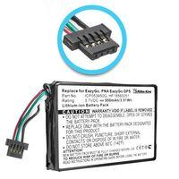 Akku-King Akku kompatibel mit Yakumo ICP053450G HF18560051 - Li-Ion 950mAh - für EazyGo, PNA EazyGo GPS, EazyGo XS