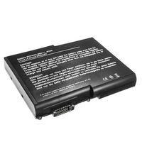 Akku kompatibel mit BTP-44A3, 45A3, 57A1 - Li-Ion (12 Zellen) 6600mAh 14.8V - schwarz - für Acer, Dell, Fujitsu Siemens, LifeTec, Medion, Winbook