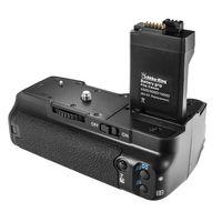 Batteriegriff kompatibel mit Canon EOS 450D, 500D, 1000D - ersetzt BG-E5