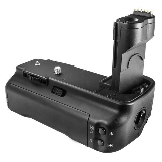 Batteriegriff kompatibel mit Canon EOS 20D, 30D, 40D, 50D - ersetzt BG-E2N