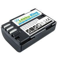 Akku-King Akku kompatibel mit Pentax D-Li90 Li-Ion 1600mAh - für 645D, K-01, K-5, K-5 II, K-5 IIs, K-7