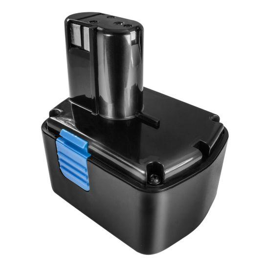 Akku kompatibel mit Hitachi CJ 14DL, DH 14DL, DH 20DV, DS 14DAF2, WR14DL - ersetzt EB 1414L, EB1430H, EB 14H Ni-MH 3000 mAh 14,4 Volt