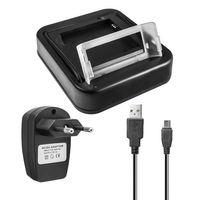 USB Dockingstation für Samsung Galaxy S I9000 Akku-Ladestation ähnlich EBH973U