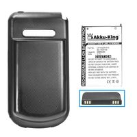 Akku-King Power-Akku Li-Polymer für Acer C500, C530, N500 - 2500mAh mit Akkudeckel