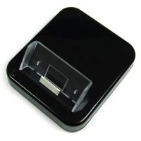 USB Dockingstation für iPhone 4 schwarz audio-out