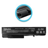 Akku kompatibel mit HP 458640-542, 463310-132 - Li-Ion 4400mAh - für Compaq Business Notebook 6530b, 6535b, EliteBook 8440p, ProBook 6540b