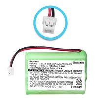 Akku kompatibel mit Alcatel BATT-2795, BC101272, C101272 - Ni-MH 700mAh - für Altiset Comfort, Ericsson DT230, Motorola Babyphone MBP33, MBP36