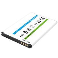 Akku kompatibel mit HTC BA S580, S530, S520, S450 - Li-Ion 1600mAh - für Salsa, Desire Z, Desire S, Incredible S S710e