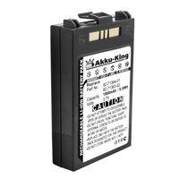 Akku-King Akku kompatibel mit Symbol BTRY-MC70EAB02 - Li-Ion 1800mAh 3.7V - für MC70 MC7004 MC7090