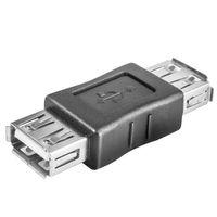 USB Adapter, Verlängerung A-Buchse zu A-Buchse - A-F/A-F