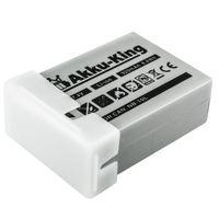 Akku-King Akku kompatibel mit Canon NB-10L - Li-Ion 920mAh - für PowerShot G1 X, G3 X, G15, G16, SX40 HS, SX50 HS, SX60 HS