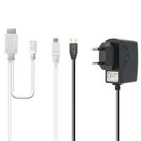 MHL HDMI TV-Kabel + Ladegerät für Samsung Galaxy S2 i9100, Note, Nexus, HTC Sensation XE, One S/X, LG Optimus 3D - 1080p Full HD - 150cm
