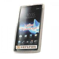 Schutzhülle, Case für Sony Xperia Ion - transparent