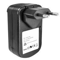 Akku - Ladegerät für Samsung Galaxy S2 i9100, Galaxy R, Galaxy Kamera EK-GC100, 120 - mit USB-Anschluss