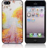 Schutzhülle, Hardcase für iPhone 5 - Herbst Optik