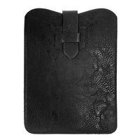 Etui-Tasche (Kunstleder) für Apple iPad Mini - schwarz