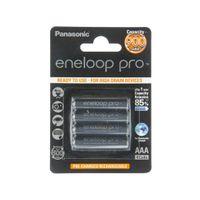 Panasonic eneloop Pro BK-4HCCE/4BE Typ AAA, Micro, R3 - 4er Pack - Akku-King