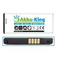 Akku kompatibel mit BlackBerry L-S1, BAT-47277-003 - Li-Ion 1900mAh - für Z10, 4G LTE