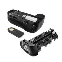 Batteriegriff für Nikon D600, D610 - inkl. IR-Fernbedienung - ersetzt MB-D14, MB-D14H