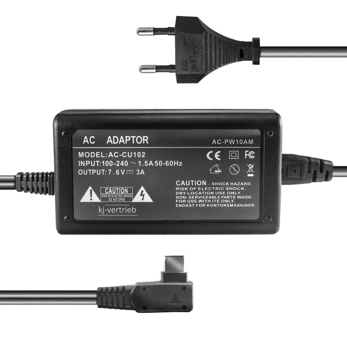 KAMERA Akku-Ladegerät LADESTATION für SONY Alpha DSLR-A500