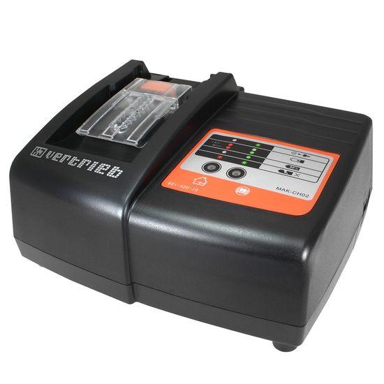 Ladegerät kompatibel mit Makita Werkzeug Akkus 14.4V, 18V - ersetzt DC18, DC18SD, DC18RC