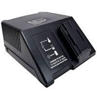 Ladegerät kompatibel mit AEG, Milwaukee PBS 3000, BBH24, B9.6, BX9.6, BXS9.6, MX9.6, B1414G, B1415R, B1420, B1420R, GBS 14.4V - 7.2V, 9.6V, 12V, 14.4V, 18V, 24V