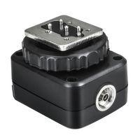 Blitzschuhadapter für Nikon D1, D1H, D1X, D2, D2H, D2X, D3, D3s /D3x, D40, D40x, D50, D60, D70, D70s, D80, D90, D100, D200, D300, D300s, D700