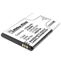 Akku-King Akku kompatibel mit Huawei HB5F2H - Li-Ion 1700mAh - für E5330, E5336, E5372, E5373, E5375, E5377, EC5377, MDM9625