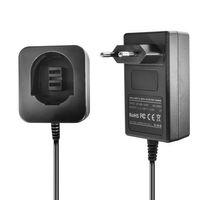Ladegerät für Dewalt / Black & Decker Ni-MH/Ni-CD Werkzeug-Akkus 3.6V, 7.2V, 9.6V, 12V, 14.4V, 18V - 1.5A, 1A