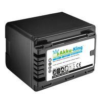 Akku kompatibel mit Panasonic VW-VBT380 - Li-Ion 4040mAh - für HC-250EB, HC-V110, HC-W570, HC-V808, HC-WXF1, HC-WXF1M, HC-VXF1, HC-VXF11, HC-VX1