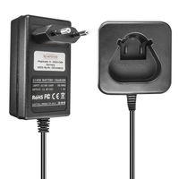 Ladegerät kompatibel mit Milwaukee Li-Ion Werkzeug-Akkus M12CC, M12GG, M12IC, C12DD, C12IW, 12LTGH - 12.6V 1.5A
