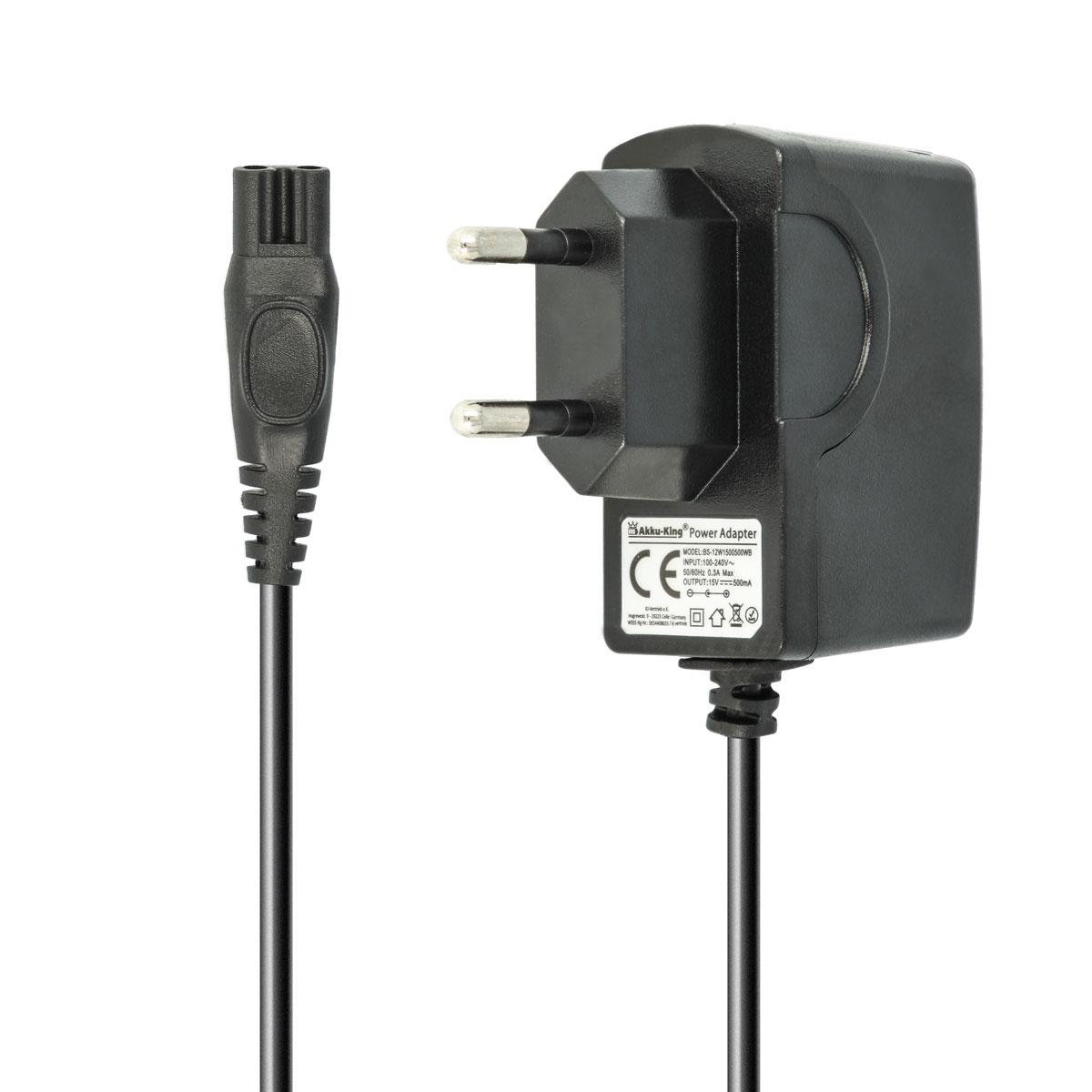 Ladekabel Netzteil Ladegerät für Philips Rasierer PT860//17 HQ8100 HQ8140