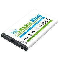 Akku kompatibel mit Siemens V30145-K1310-X456 Li-Ion 1600mAh - für Gigaset SL930 / SL930A / TELEKOM Speedphone 701