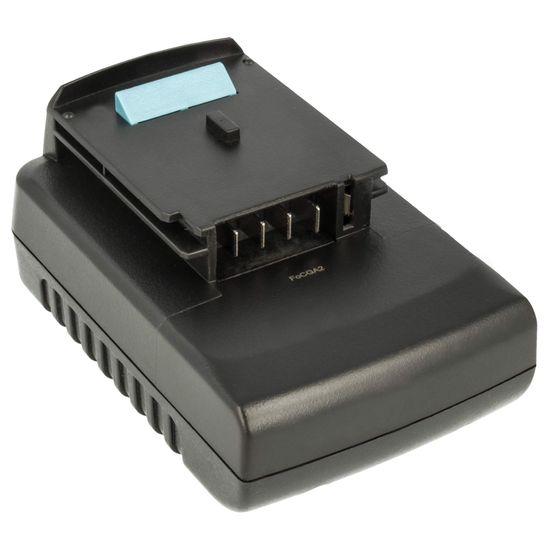 Akku kompatibel mit Black & Decker A1518L - Li-Ion 2000mAh - für GKC1000L, GKC1817, GLC1825N, GLC2500L, GPC1800L, GTC610L, GTC800L, GXC1000L, HP186F4L, HP188F4L
