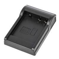 Ladeschale DC120 | Kompatibel mit Panasonic DMW-BLE9, DMW-BLG10, DMW-BLH7