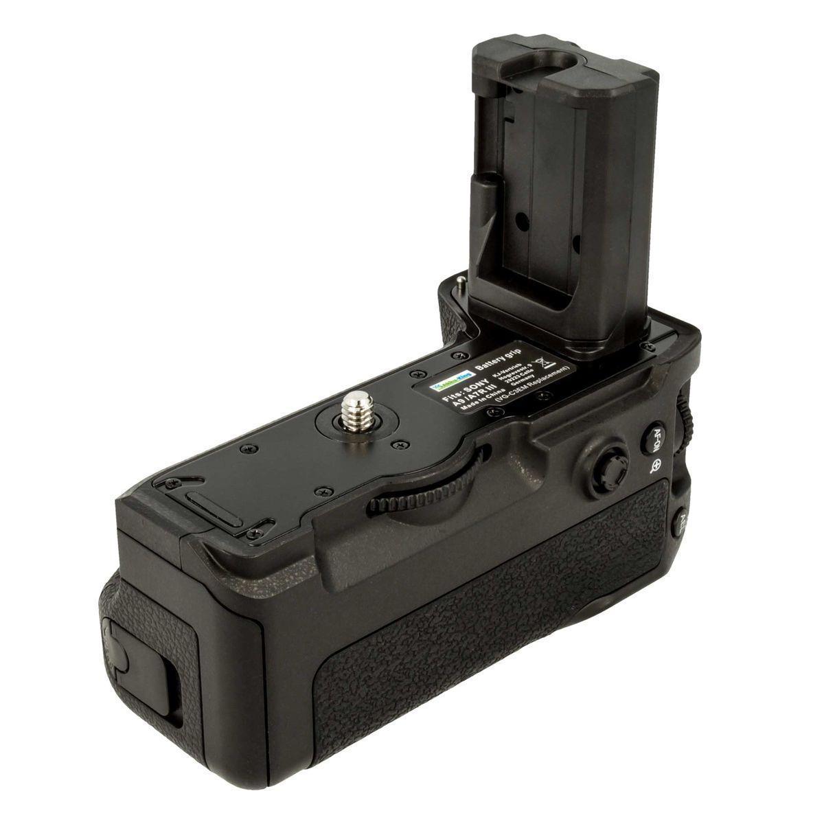 inkl 2X Akku NP-FZ100 a7S III 7M3 a7RM3 a7R III a7 III ersetzt VG-C3EM Akku-King Batteriegriff Set f/ür Sony Alpha a9 Bedienelemente am Griff