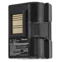 Akku kompatibel mit Zebra P1023901, P1023901-LF, P1031365-025 - Li-Ion 5200mAh - für Zebra QLN220, QLN320, ZQ500, ZQ510, ZQ520