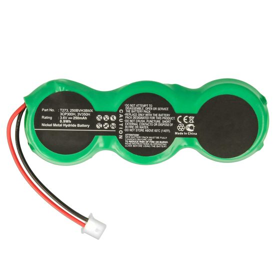 Knopfzellen-Akku Ni-MH 3/V350H - 250mAh