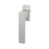 Aluminium Design Fenstergriff - gebürstet 001