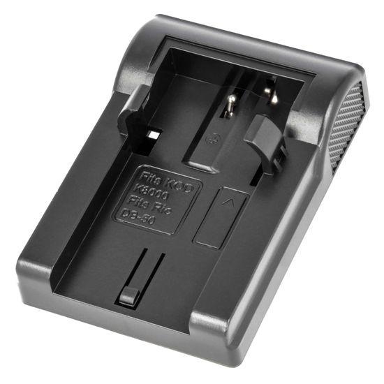 Ladeschale 4.2V DC54 | kompatibel mit Ricoh DB-50