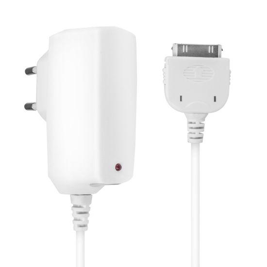 Ladegerät für Apple IPOD, IPhone 3G, 3GS, 4, 4s - weiss