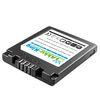 Akku-King Akku kompatibel mit Panasonic CGA-S001, CGA-S001ACGA-S001E, CGR-S001, DMW-BCA7, BP-DC2 - Li-Ion 720mAh - für Lumix DMC-F1, DMC-FX1, DMC-FX5 001