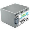 Akku kompatibel mit SONY DCR-30, DCR-DVD103, DVD803, SR90E, HDR-HC3 - ersetzt NP-FP90, NP-FP50, NP-FP70 Li-Ion 2460mAh 001