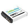 Akku-King Akku ersetzt Sony NP-FR1 Li-Ion 1220mAh - für Cyber-shot DSC-F88, DSC-P100, DSC-P120, DSC-G1, DSC-V3   001