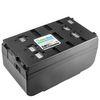 Akku-King Wendeakku universal fat für JVC, Panasonic, Samsung, Sanyo, Sharp, Sony - ersetzt BN-V11U, NP-33 /VW-VBS5E/6E Ni-MH 6V - 4000mAh 001